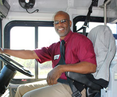 Welcome aboard Williamsburg County Transit